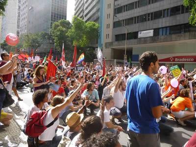 Brazil Protests 1