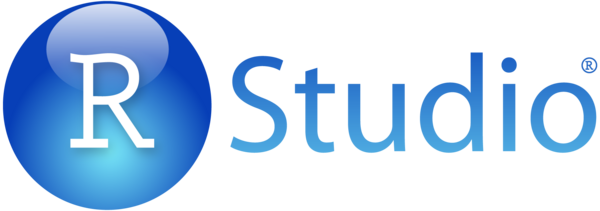 Rstudio Logo Blue Gradient